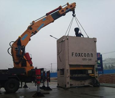 哈尔滨起重吊装公司